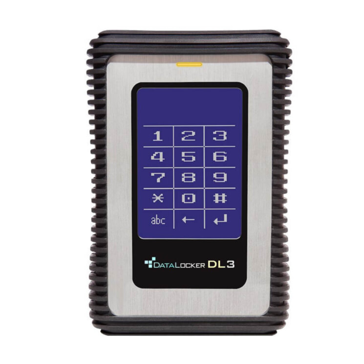 Внешний диск DataLocker DL3 USB 3.0